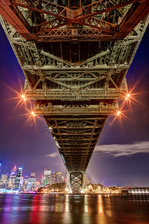 Sydney harbour bridge neathage