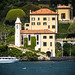Villa del Balbianello - Lenno on Lake Como Italy