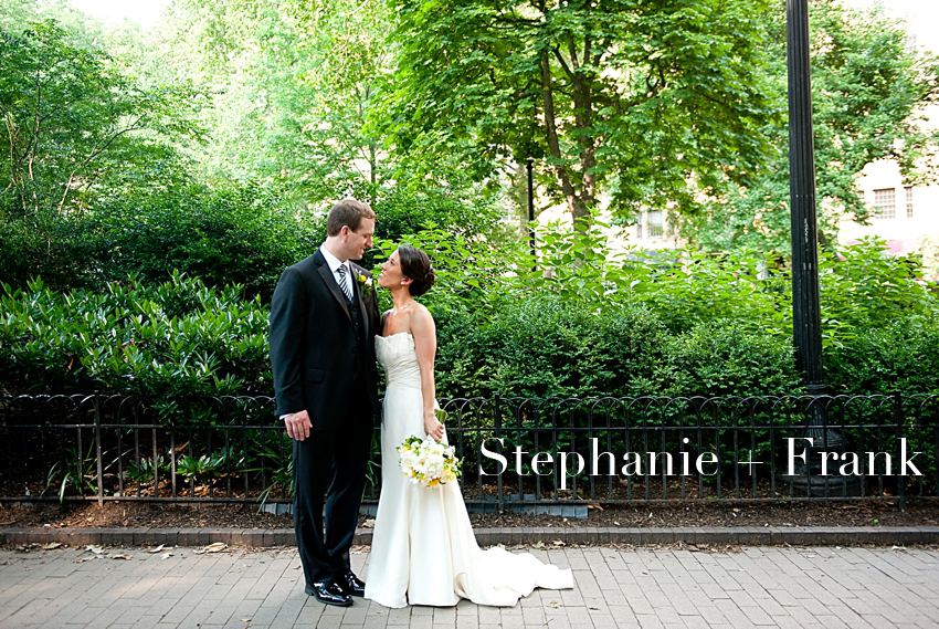 Stephanie + Frank, Philadelphia Racquet Club