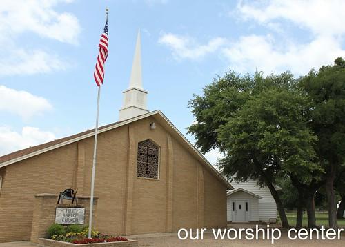 FBCM Worship Center
