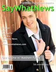 Matthew Fahey Interview