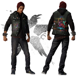 inFAMOUS Second Son Jacke 4