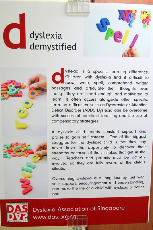 Do you know dyslexia?