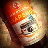 Beer for a photographer! #beer #wheatale #photographer #camera #snapshot