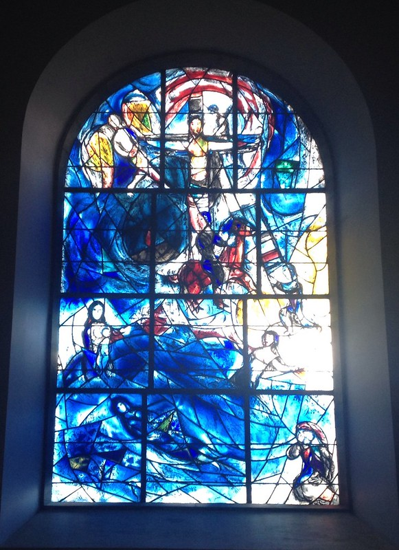 Chagall window Tudeley