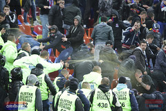 Dinamo-Steaua, Cupa, atmosfera 2