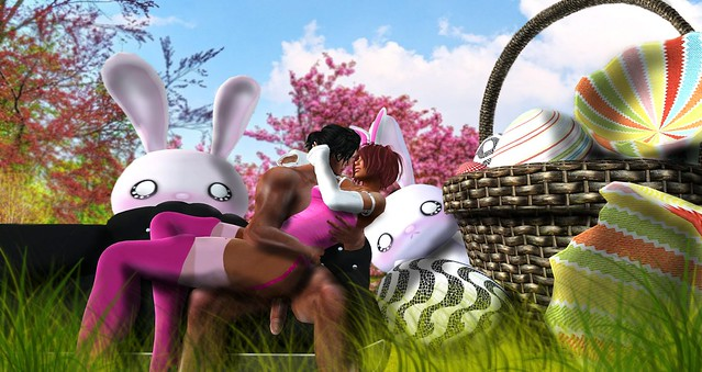 Easter egg quality test