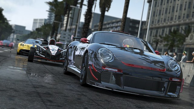 Project CARS on PS4