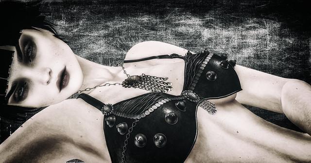 :Meva  We <3 RP May Bra + Necklace