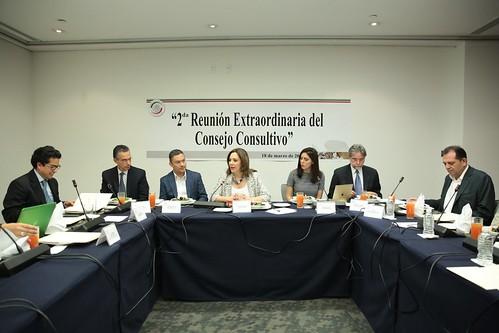 Comisión Bicamaral del Canal del Congreso - 2ª Reunión del Consejo Consultivo