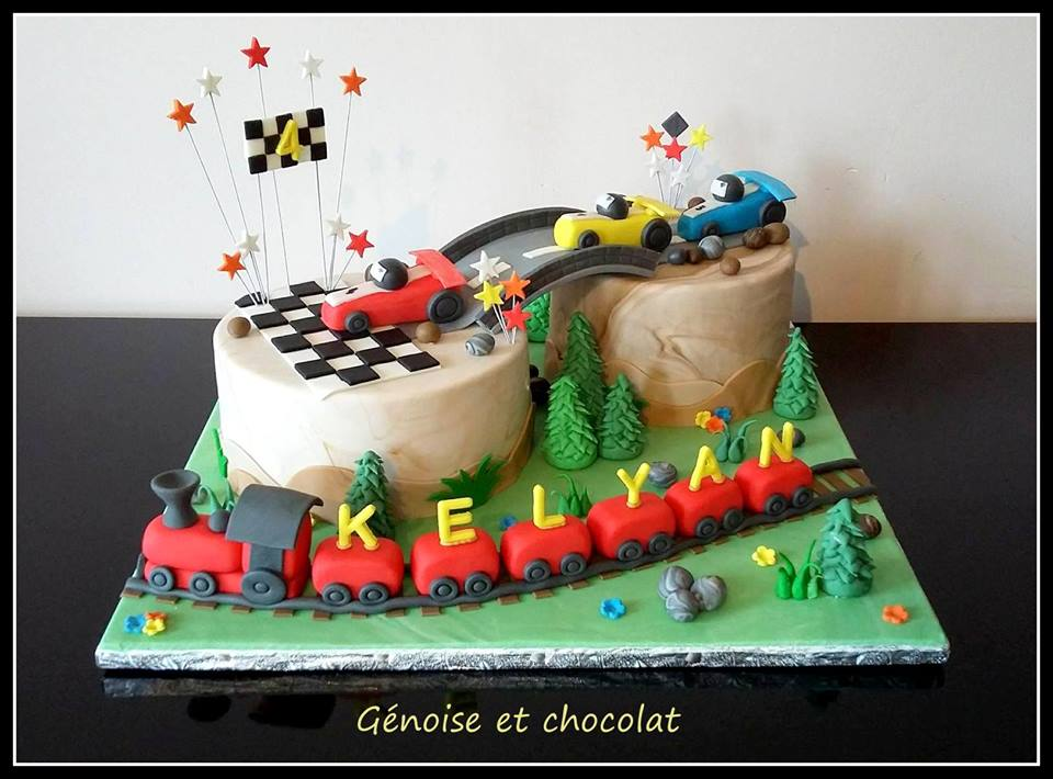 Amazing Birthday by Delphine Charles-Bernaud