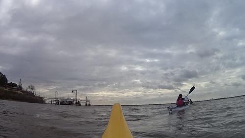 Kayak - Punta Armado - Bahia La Carlota - Isla Verde  (294)