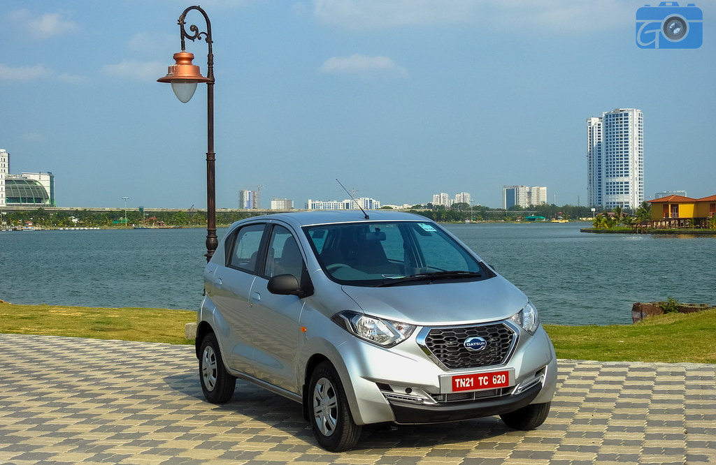 Datsun RediGo Drive Review 19