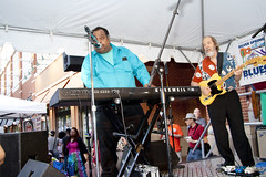 2016 Silver Spring Blues Festival  (1595)Silver Spring Blues All Star Band