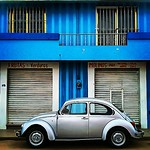 VW bug art obsession in #Oaxaca continues #Mexico