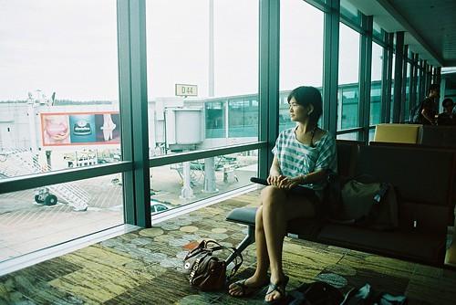 Flight waiting