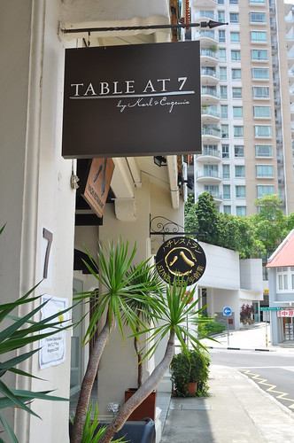 table at 7