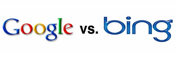 Google vs Bing [facilware]