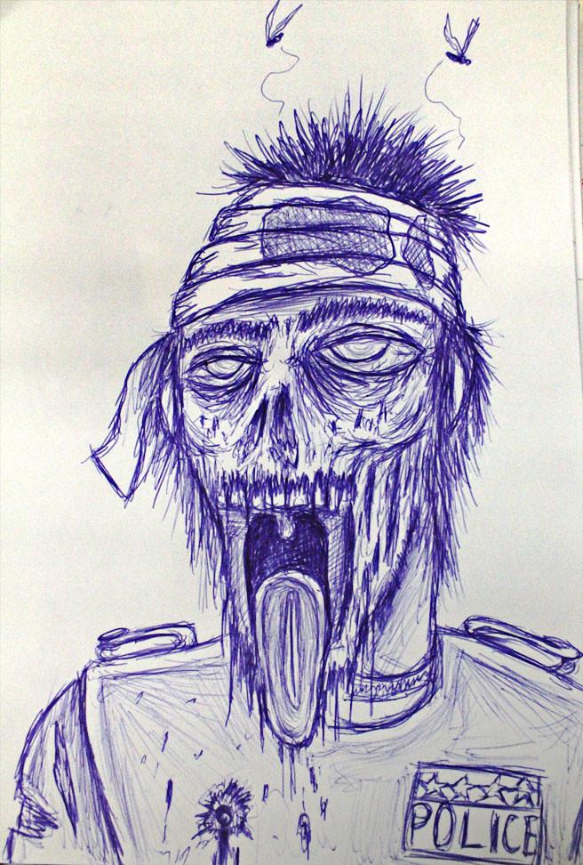 Zombie - Sketch