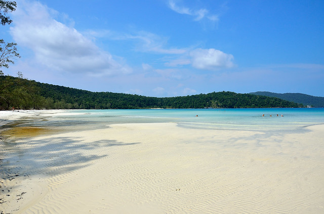 Koh Rong Island ud for Sihanoukville
