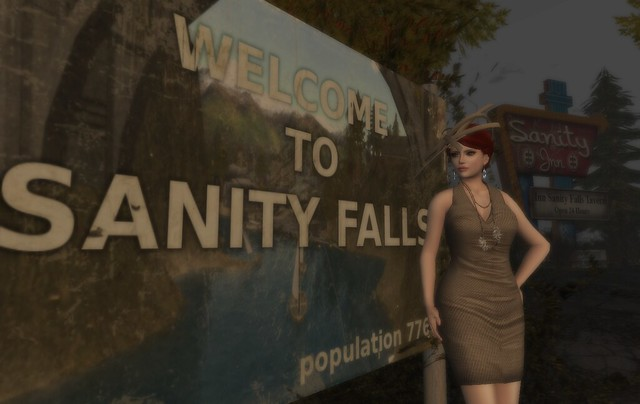 Welcome to Sanity Falls