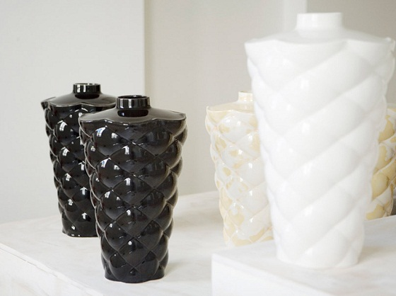 Puffy Vase by Dor Carmon, Talents Design