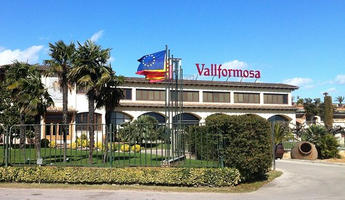 Vallformosa Convention Center, seu de les 5es Jornades de la Penedesfera