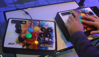 WWE All-Stars arcade stick controller
