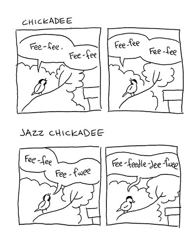 Jazz Chickadee