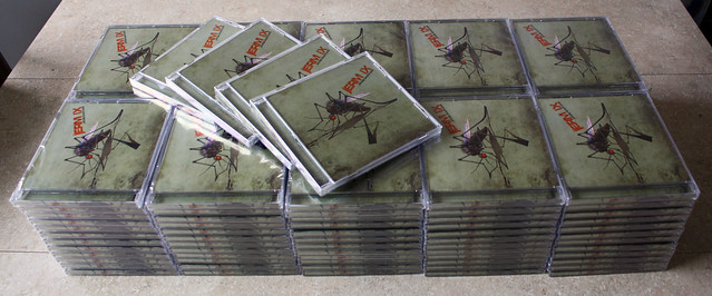 Jerm Warfare CDs