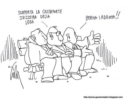 Berna Ladrona by Livio Bonino