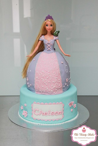 Rapunzel Barbie-2