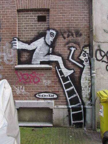 Work by Alien-tje