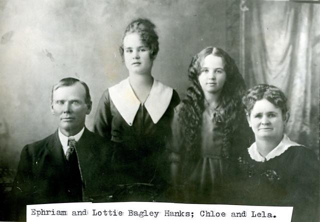 Ephraim & Lottie Bagley
