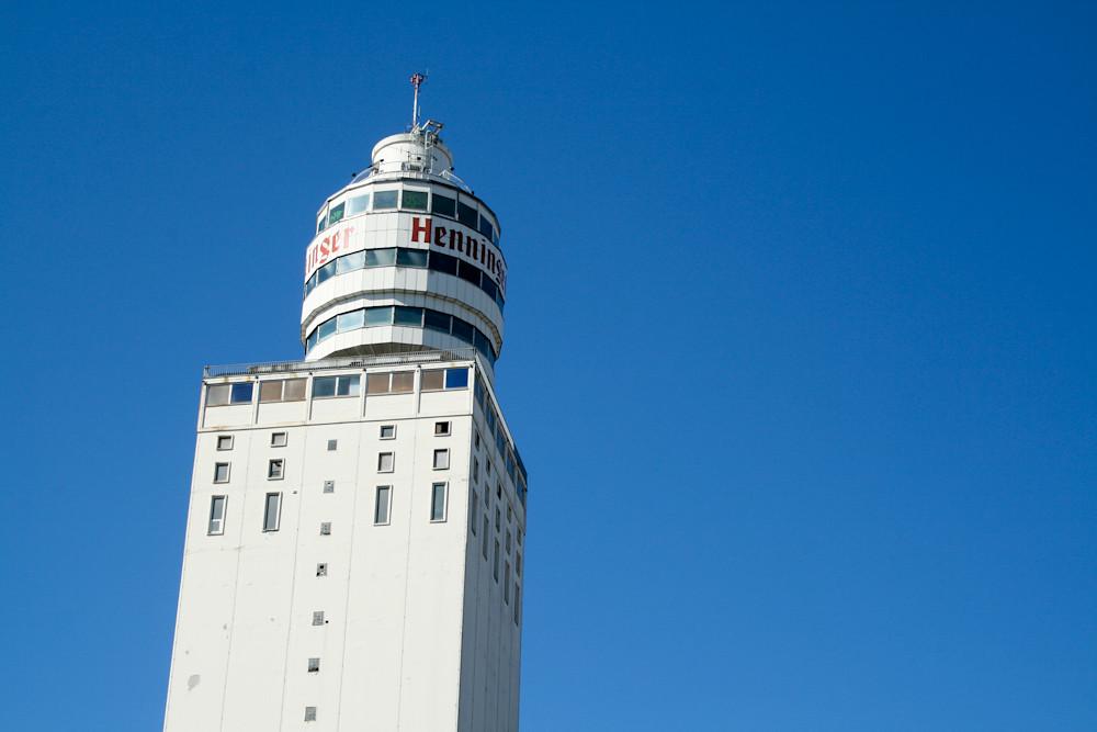 Henninger Turm, Frankfurt