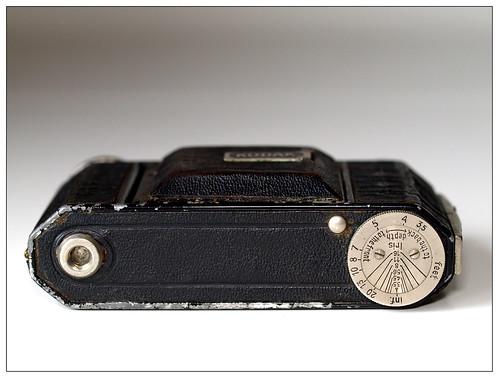 Kodak Retina type 117 - bottom