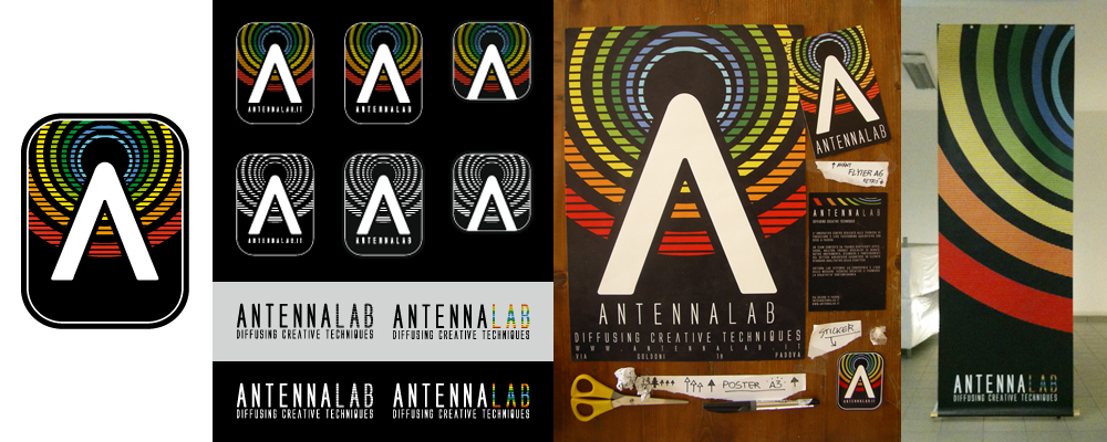 Antennalab logo - blog