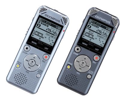 The new Olympus WS-811 (S$158) and WS-812 (S$188) voice recorders are available now.