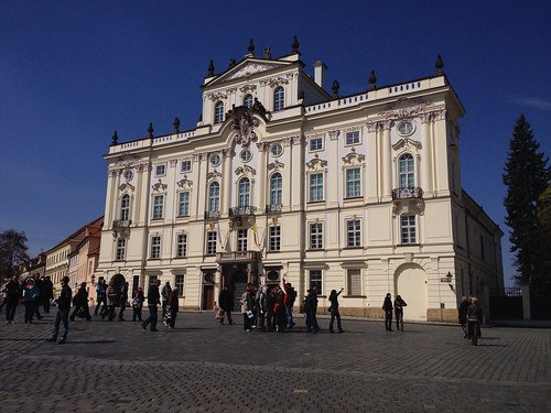 The Archbishop's Palace, Prague, Czech Republic