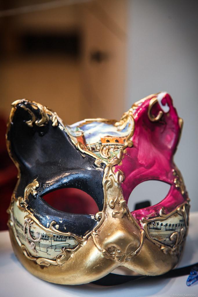 маски для оргий