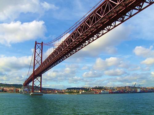 The 25th of April bridge