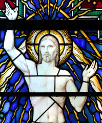 Risen Christ by Christopher Webb