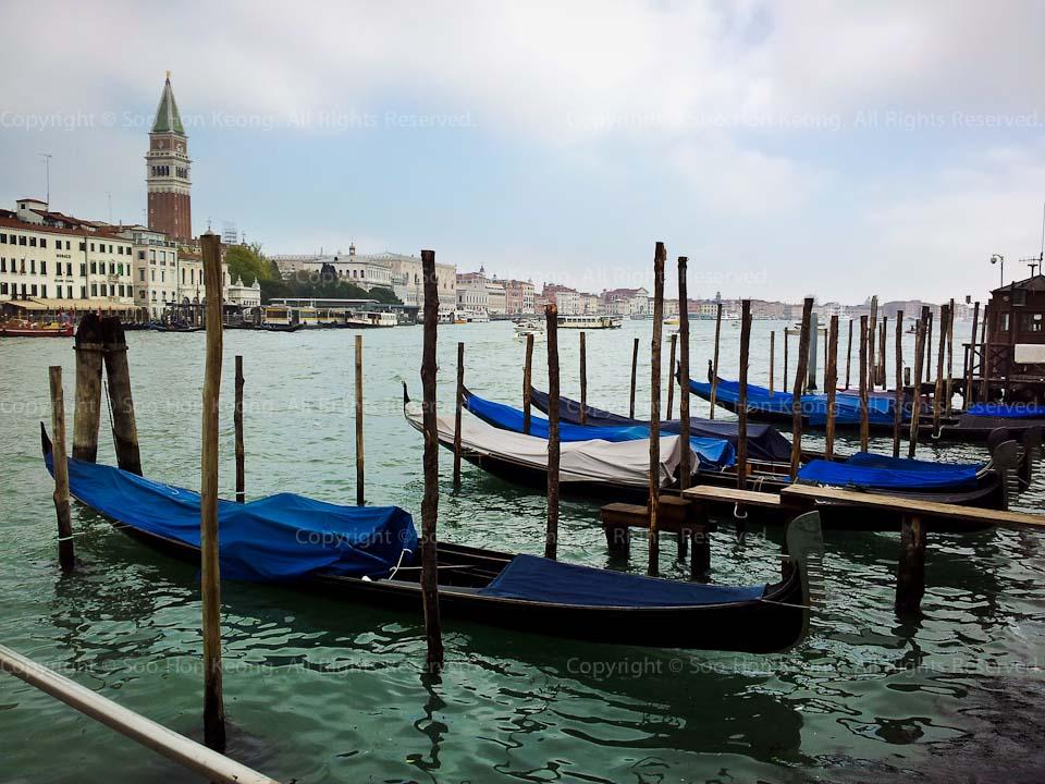 Dull Venice @ Venice, Italy