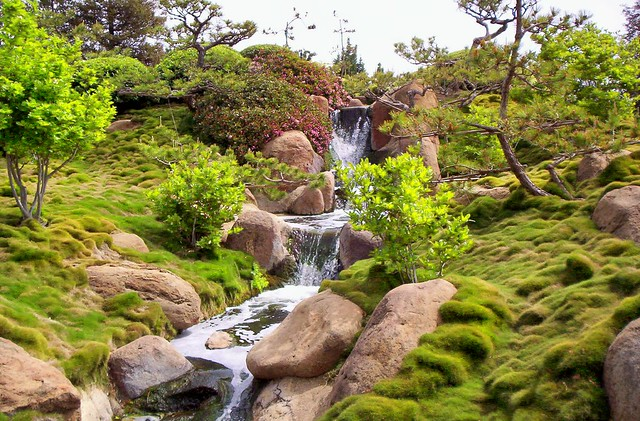 Japanese Garden Van Nuys 10 7 Flickr Photo Sharing