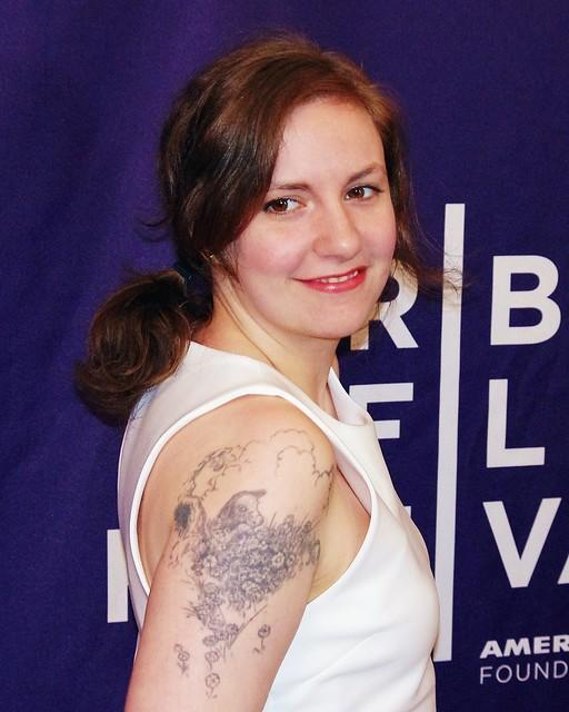 Lena Dunham 2012 Shankbone