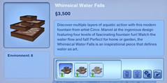Whimsical Water Falls