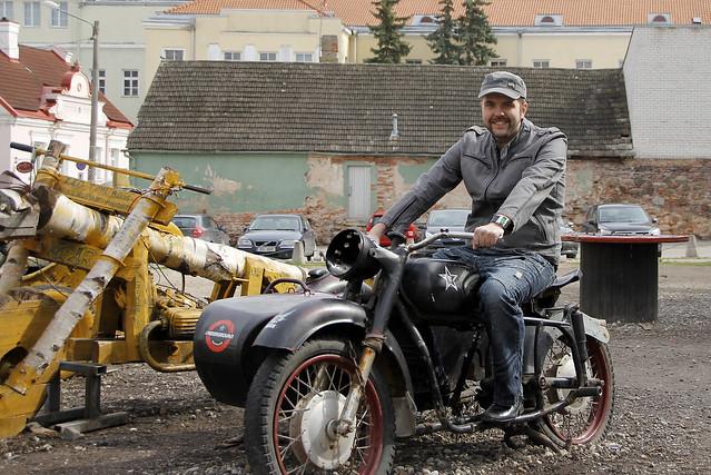 Mean Biker Boy | Flickr - Photo Sharing!