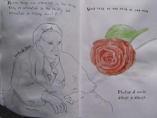 Gertrude Stein by javier_lf