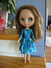 New dress for Cadence