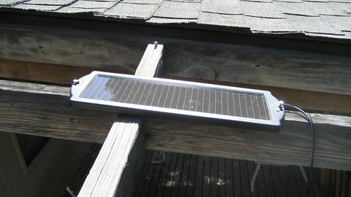 Remote Sensor Platform: Solar Panel